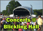 Coach Hire to Blickling Hall Concerts