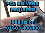 PCV Drivers Required
